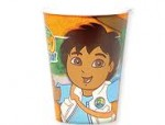 GO DIEGO GO CUPS